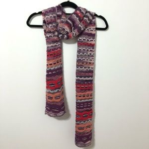 Missoni Stripped Woven Scarf